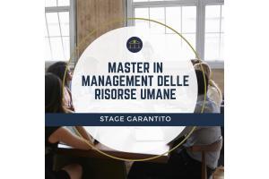 Master in Management delle Risorse Umane - ROMA
