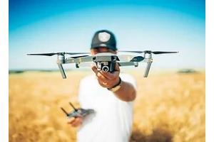 Corso per tecnico dei droni 100% online in tutta Italia