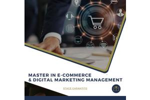 Master in E-Commerce & Digital Marketing Management - ROMA