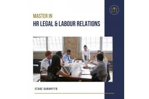Master in HR Legal & Labour Relations - Salerno