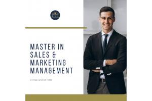Master in Sales & Marketing Management - ROMA